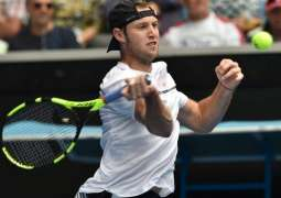 Sock takes Delray Beach title as injured Raonic withdraws