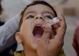 Anti-polio drive kicks off in KP