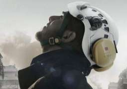 Film on Syria's White Helmets wins Oscar