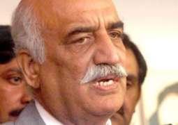 Sindh govt focusing on energy, health sectors: Khursheed Shah