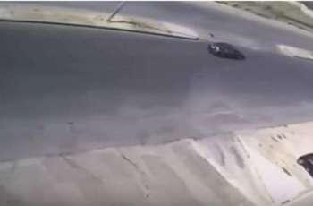 جدہ: سعودی عرب دی عجیب و غریب سڑک جتھے ڈرائیورز گڈیاں کنٹرول نہ کر سکے