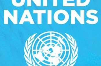 اقوام متحدہ نا انسانی حق انا چاہندار نا سوڈان نا علاقہ ٹی جنگ بندی نا پڑونا خیرمقدم