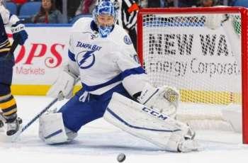 Kings get goaltender Bishop from Lightning