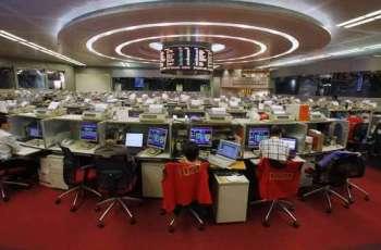 Hong Kong stocks up by break