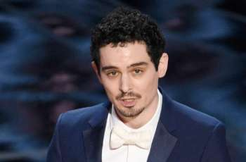 Chazelle makes history with best director Oscar for 'La La Land'