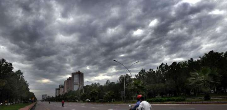 Rainfall predicted in Upper Punjab within next 24-48 hours