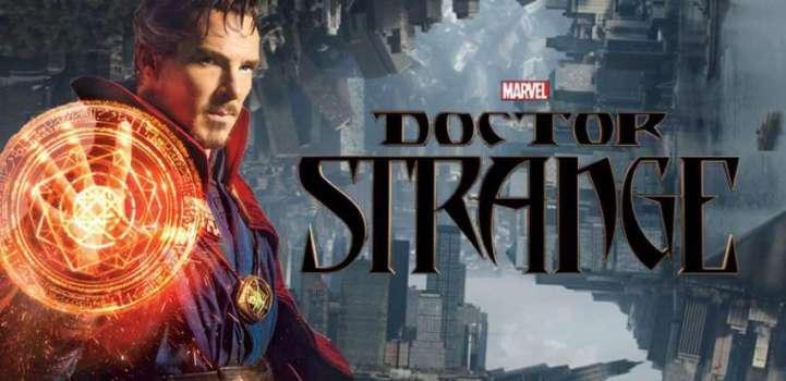 Throwback 2016 Doctor Strange