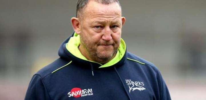 RugbyU: Sale boss Diamond banned for verbal abuse of officials