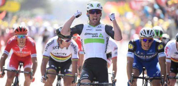 Cycling: Cavendish sprints to Abu Dhabi first stage win
