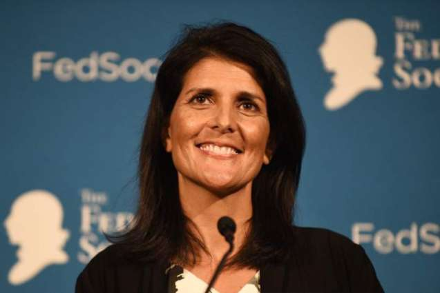 US envoy to UN says Iran missile test 'absolutely unacceptable'