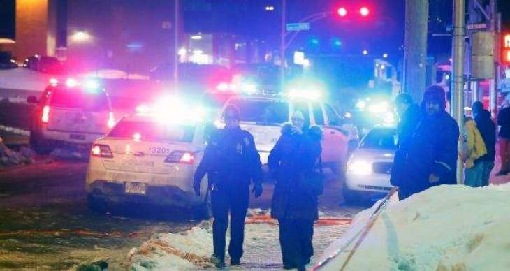 Hospitalized victims of mosque shooting out of danger