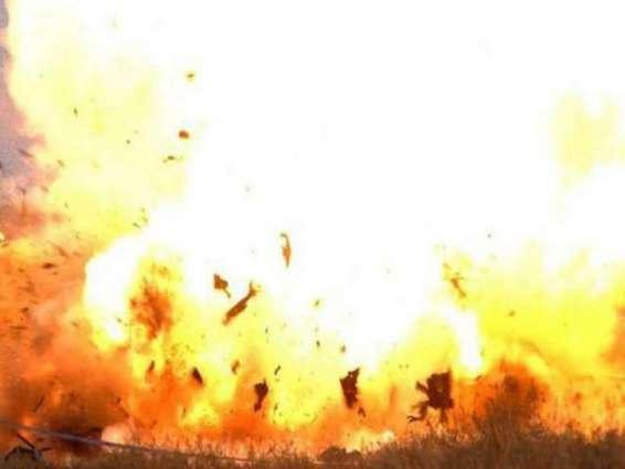 Blast in Quetta, no causalities