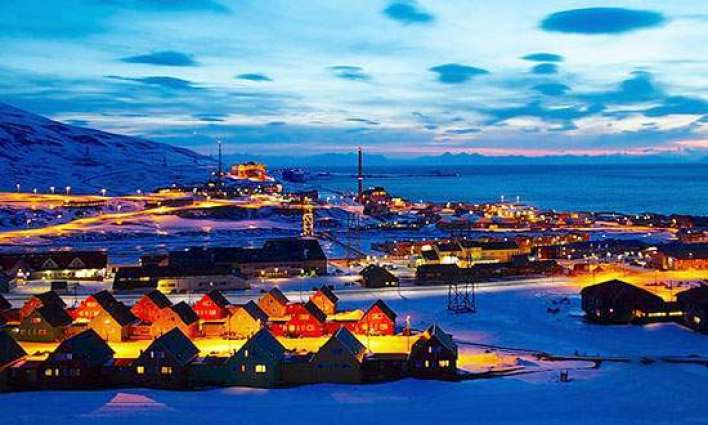 The Svalbard Islands experience winters twice a year