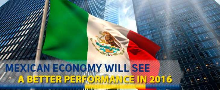 Mexican economy grew 2.3% in 2016