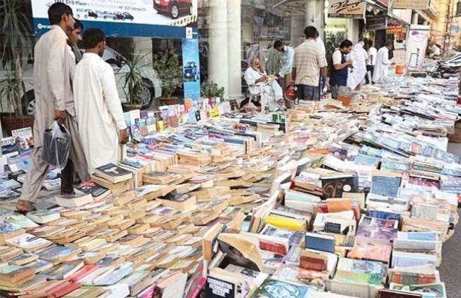 PAL weekly book bazaar attracts visitors