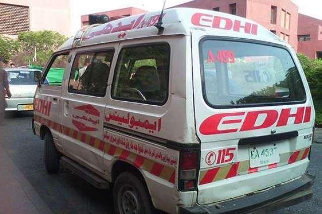 Firing in Peshawar, 2 killed