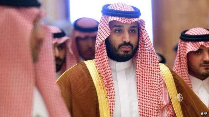 سعودی نائب ولی عہد تون جاپان نا مسکوہی چیف آف اسٹاف نا اوڑدہی