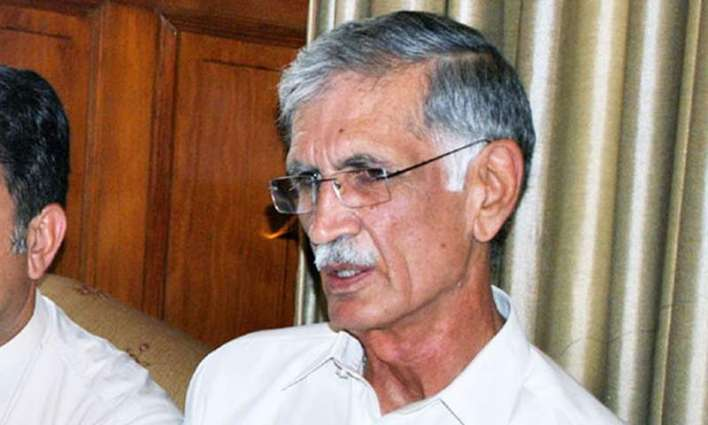 CM reviews progress on projects to be showcased in KP sponsored road-show in Beijing