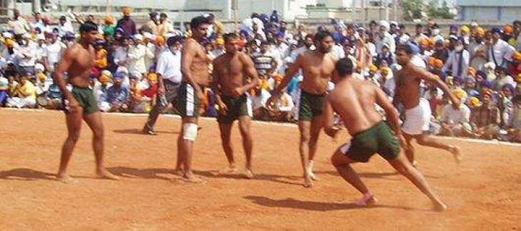 Kabaddi to be promoted on professional lines'
