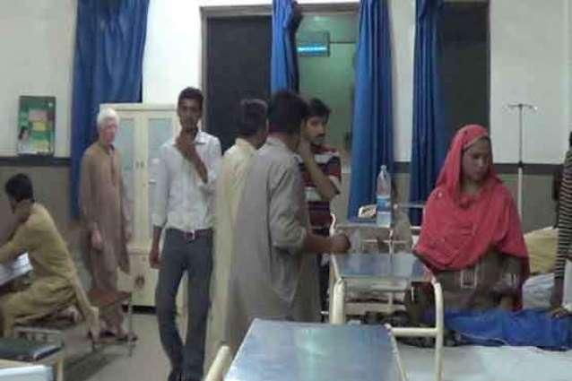 Cylinder blast kills four in Jamrud tehsil