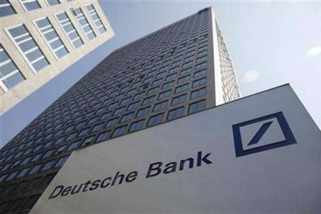 Deutsche Bank reports second year in the red