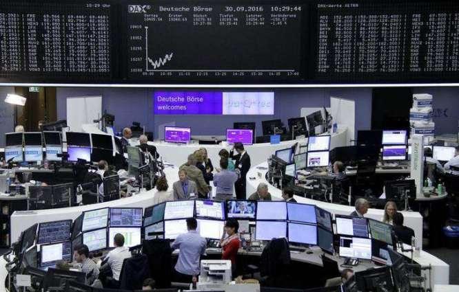 European stock markets dip at open