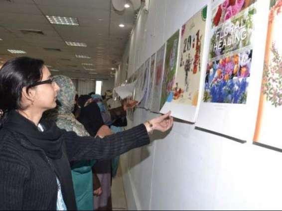Japanese calendars exhibition on Friday