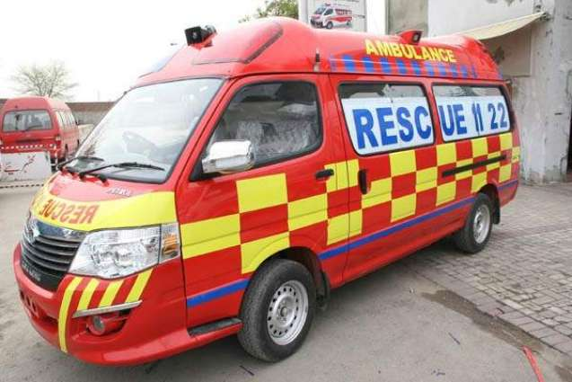 Rescue 1122 receives 16,884 emergency calls during last month