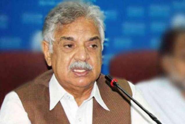 KP Governor felicitate Governor Sindh