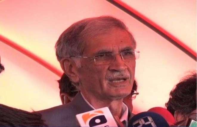 DFID country Head calls on KP CM
