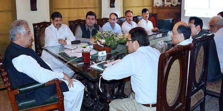 KP Secretary Home inspects Central Jail Peshawar