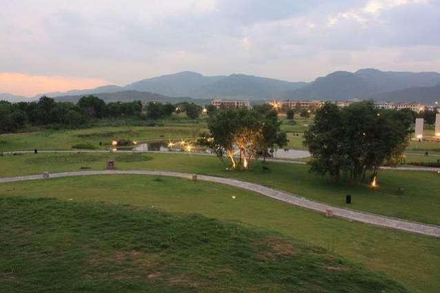 Federal capital's Fatima Jinnah park goes solar: Report