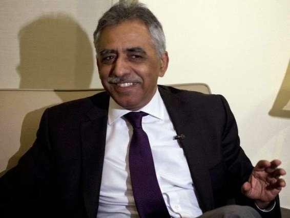 رئيس الوزراء نواز شريف يهنئ محمد زبير على توليه مهام منصب محافظ إقليم السند