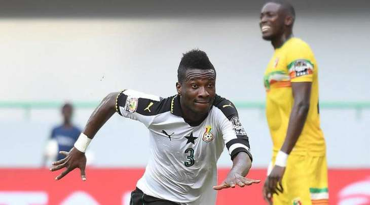 Ghana go without Gyan against Cameroon