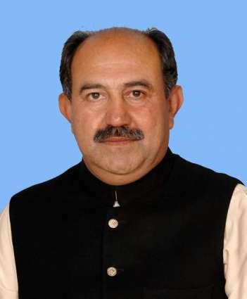 Parliamentary Secretary Interior And Narcotics Control