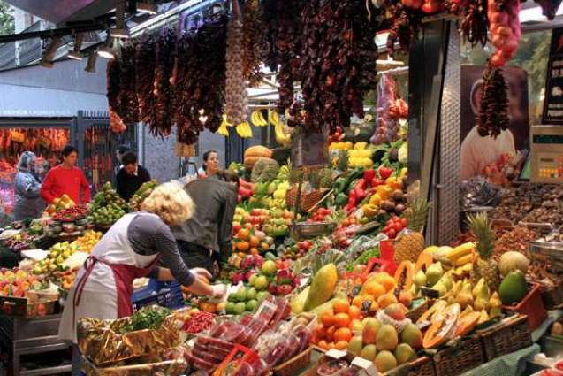 Global food prices up in January