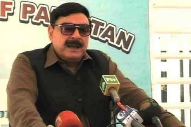 Sheikh Rasheed mimics Nawaz Sharif's speech style