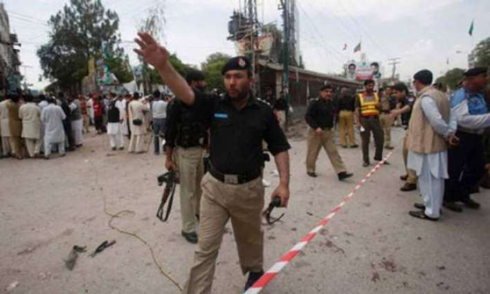 پشاور دھماکا: دھماکے وچ جج دی گڈی نوں نشانا بنایا گیا: ایس ایس پی آپریشنز