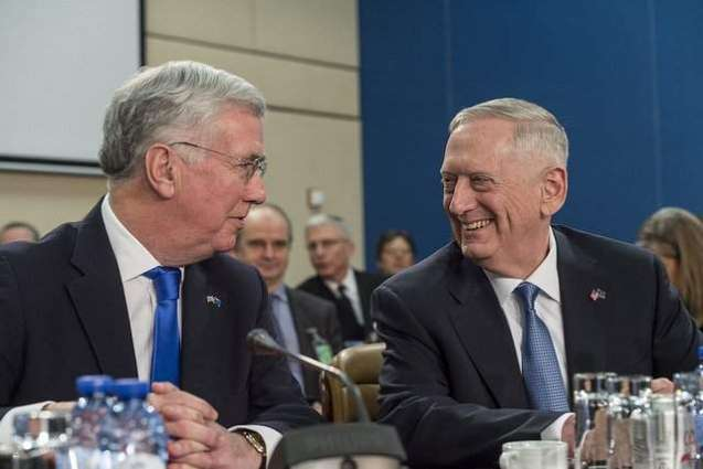 Transatlantic bond 'strongest bulwark' against instability: Mattis