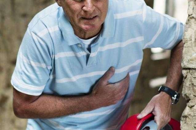 Heart attack risk rises in winter, dips in summer