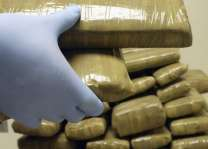 Police seize 60 kg narcotics in Killa Saifullah