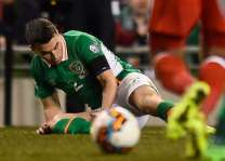 Ireland lament 'big loss' as Coleman has surgery on broken leg