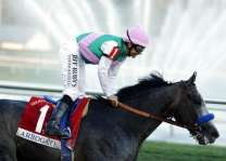 Arrogate wins Dubai World Cup thriller