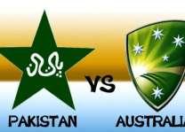 پاکستان و آسٹریلیا نا نیام اٹ اولیکو ہاکی ٹیسٹ میچ (اینو) سے شنبے نا دے گوازی کننگک