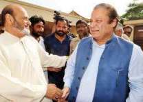 Hyderabad's unsuccessful visit, PM returns without Mumtaz Bhutto