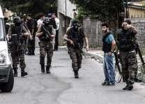 ترک سیکورٹی فورس آتا دہشت گرد تنظیم پی کے کے نا برخلاف کارروائی، 57 دہشت گرد تپاخت
