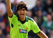 Irfan barred for playing cricket for one year and fined Rs one million
