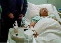 مسلم لیگ (ن) دے سینیٹر مشاہد اللہ دی حالت خطرے وچ، ہسپتال داخل