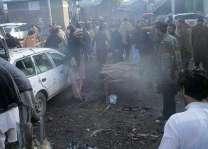 مقتل 10 أشخاص وإصابة 30 آخر بجروح في انفجار سيارة مفخخة في سوق مكتظة بباكستان
