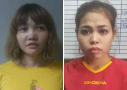 Women suspects arrive at court for Kim murder charge